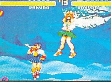Street Fighter Alpha 2 SNES Beta Unseen64