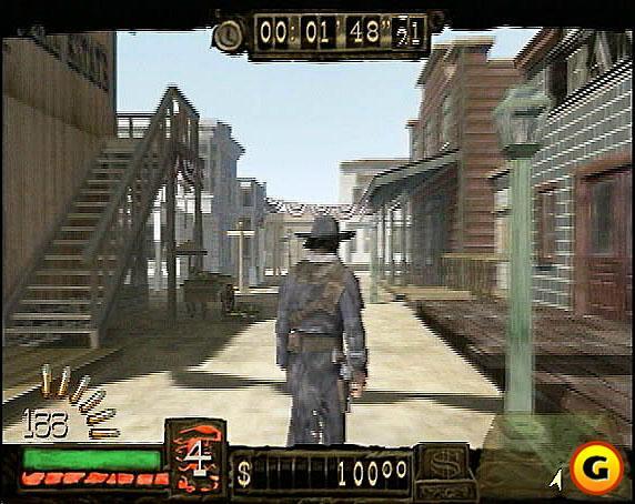 Red Dead Revolver Beta PS2 XBOX Unseen64