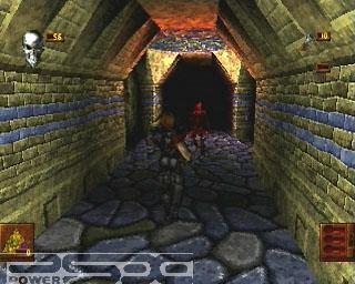 Deathtrap Dungeon PSX PC Beta Unseen64