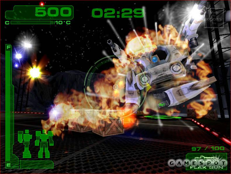 Mech Arena PC XBOX Cancelled Unseen64