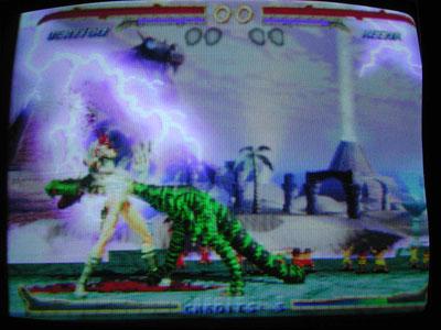 Primal Rage 2 Arcade Cancelled Unseen64