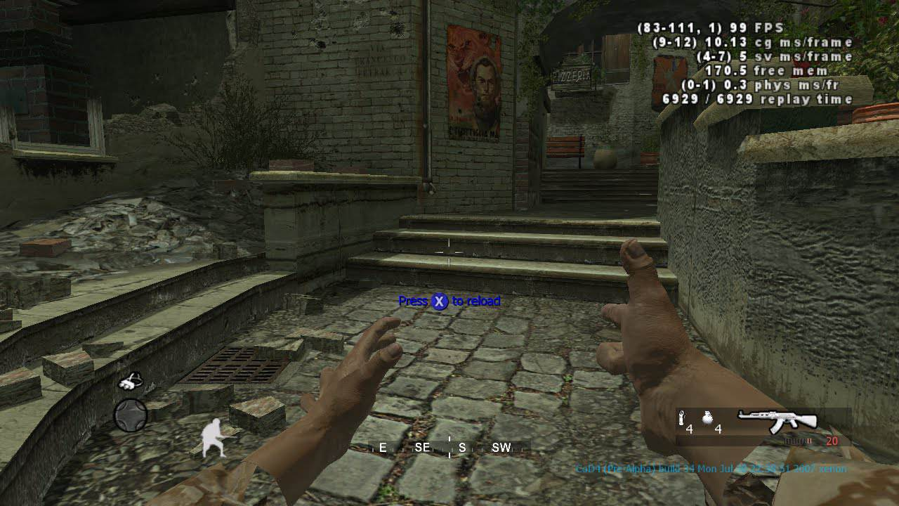 Beta Amp Cancelled Call Of Duty Videogames Unseen64