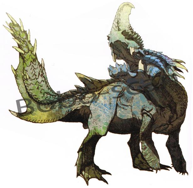 Monster Hunter Tri Wii Concept Beta Unseen64