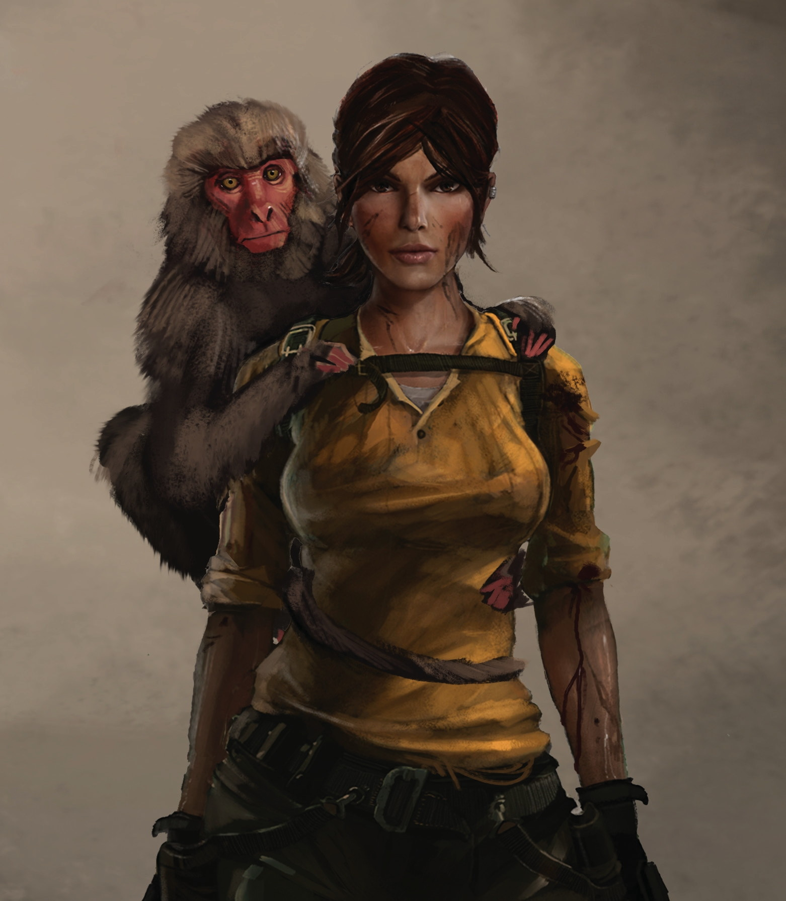 Tomb Raider Ascension Cancelled Beta PS3 Xbox 360