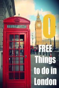 Free in London