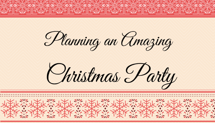 Simple Adult Christmas Party Ideas