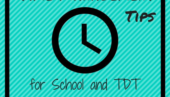Time Management as a School Counselor