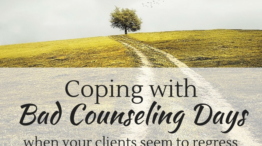 bad counseling days