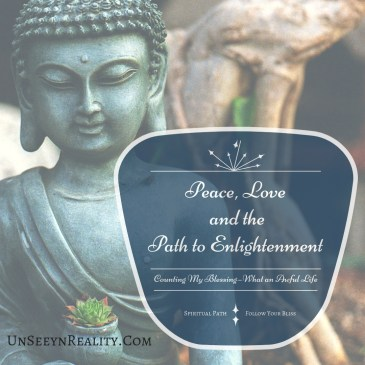 Peace, Love and the Path to Enlightenment