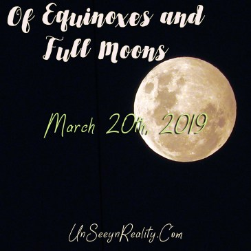 Of Full Moons and Equinoxes