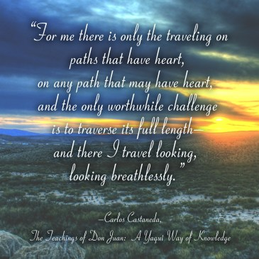 Path of Heart
