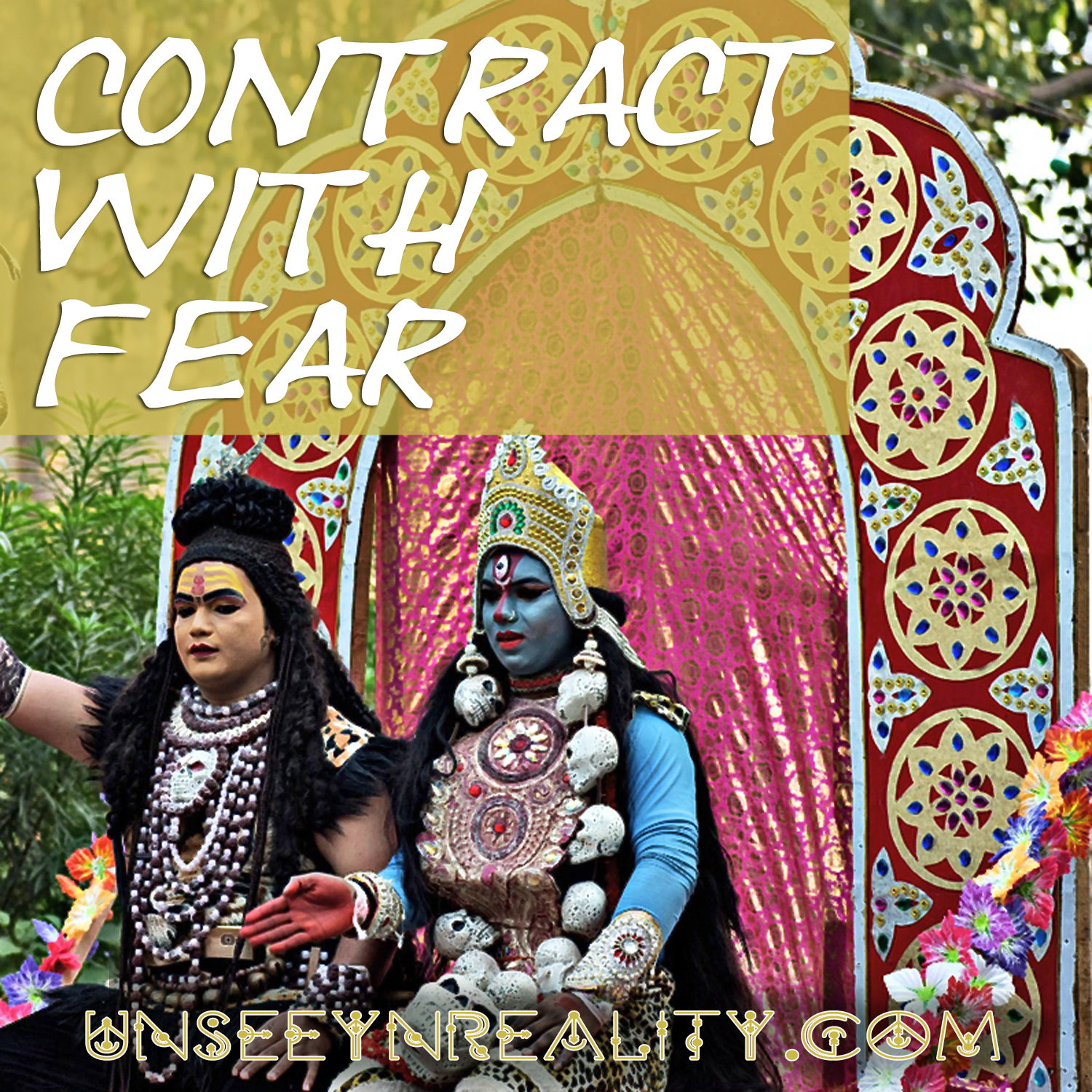 Contract With Fear