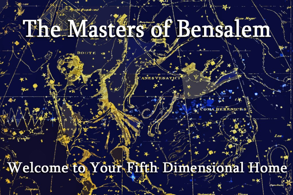 Welcome to Your Fifth Dimensional Home