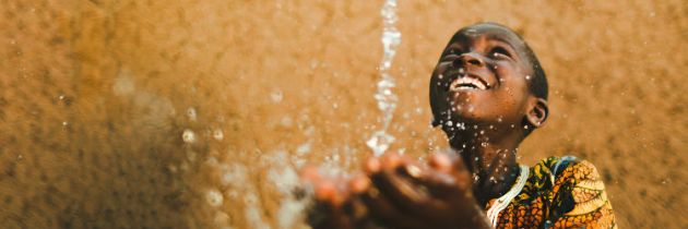 9 Lessons from charity: water for Church Design & Communications
