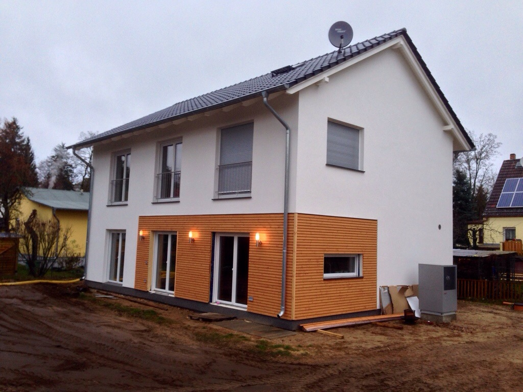 Unsere eigenleistungen hausbau in strausberg for Hausbau brandenburg
