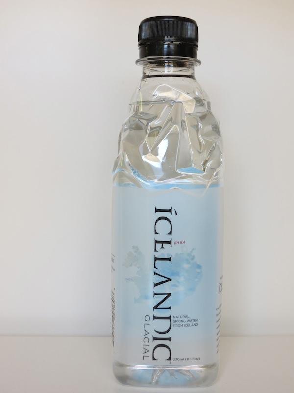 isländisches Wasser