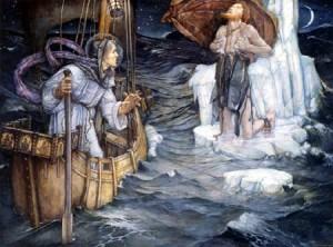 Edward_Reginald_Frampton_-_The_voyage_of_St_Brendan