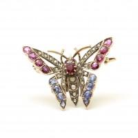 Jolie broche papillon