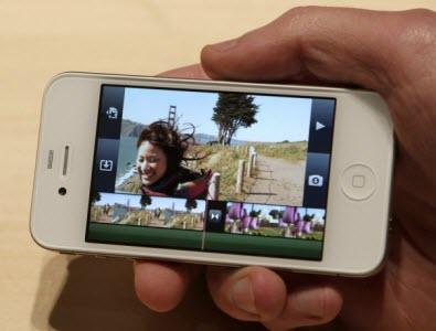 Augmentations des vols avec  violence - Effet iPhone