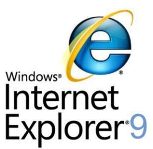 Logo Internet Explorer 9