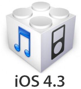 L'iOS 4.3 est disponible pour les développeurs