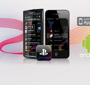 L'application Playstation disponible sur iPhone et Android