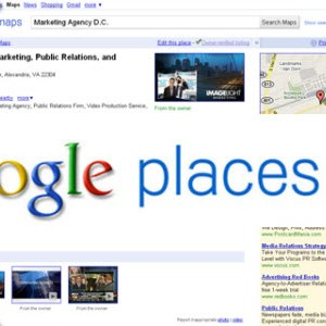 Logo Google Places