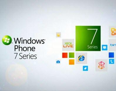 Windows Phone 7, 2 millions d'unités vendues