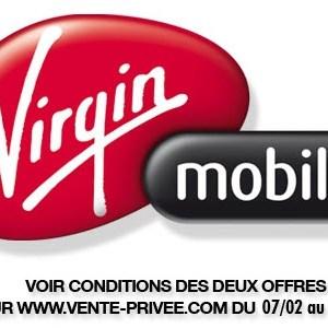 Promotion Virgin Mobile sur vente-privee.com