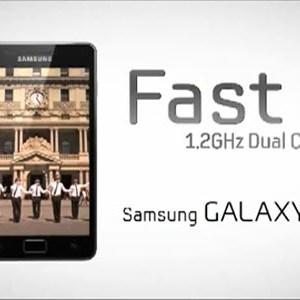 Galaxy S2 - Processeur Dual-Core