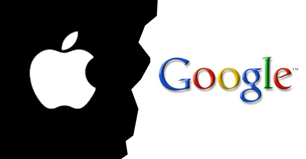 Apple et Google renouvelent leur partenariat