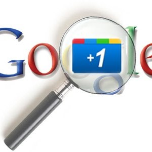 Le bouton Google +1 est disponible