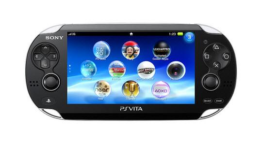 Sony Playstation Vita ou PSVita