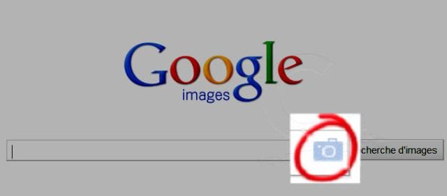 La recherche par image Google