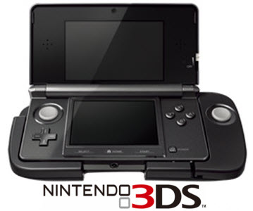 3DS : un 2nd stick analogique grâce à un dock
