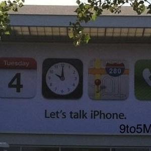 iPhone 5 : la keynote se prépare