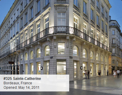 Apple Store   Sainte Catherine      Bordeaux   UnSimpleClic Apple Store   Sainte Catherine      Bordeaux