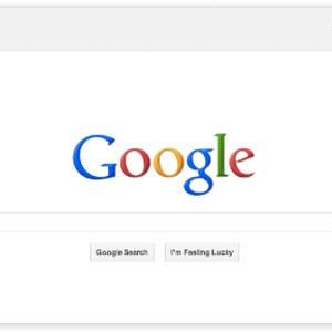 Design de Google : la barre noire horizontale va disparaître