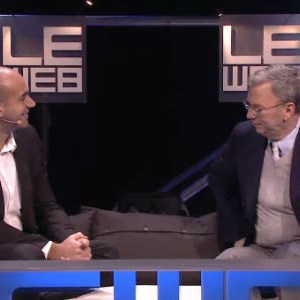 "#LeWeb11 - Revivez l'intervention d'Eric Schmidt et la démo d'Android 4.0 ""Ice Cream Sandwich"""