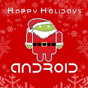 3,7 millions de terminaux Android auraient été activés les 24 et 25 décembre!
