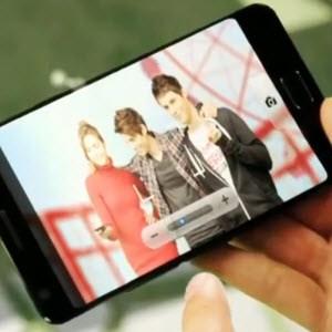 Le Samsung Galaxy S 3 apparait au CES2012 par erreur