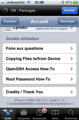 Cydia 1.1.4