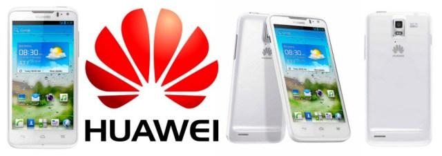 #MWC2012 - Huawei annonce la série des Huawei Ascend D