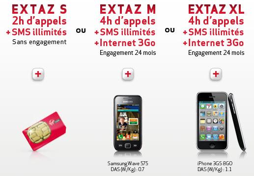 Virgin Mobile revient sur Vente-Privée.com