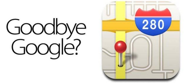 iOS 6 : Apple pourrait bien se passer de Google Maps
