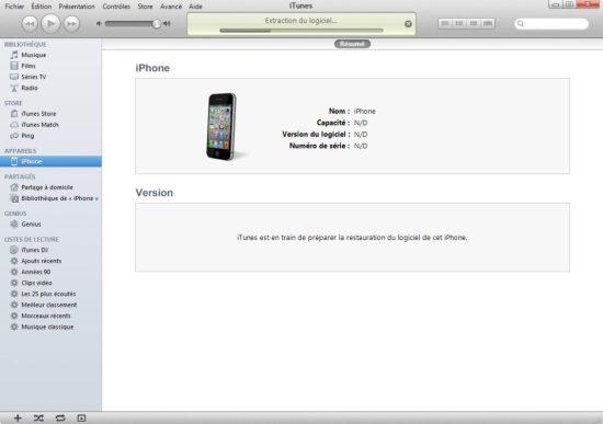 Downgrad iOS 5 photo 20