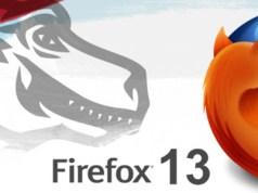 Firefox 13 est disponible!