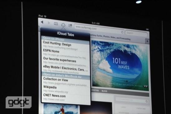 iOS 6 : les principales nouveautés