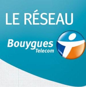Le réseau Bouygues Télécom [infographie]