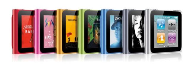 Un nouvel iPod Nano pour bientôt?